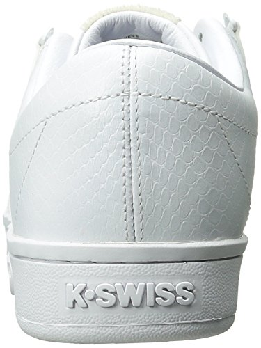 Baskets Blanches K-swiss Men Blanches