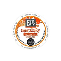 Good Earth Sweet and Spicy Caffeine Free - 18 ct