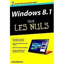 Windows 8.1 Poche Pour les Nuls, nouvelle édition (French Edition)