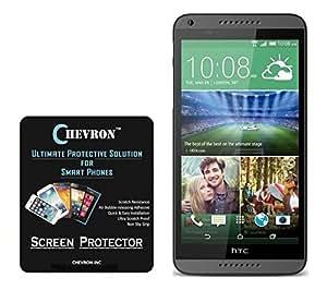 Chevron AquaShieldz Pro Diamond Screen Guard Protector For HTC Desire 816G (Pack Of 3)