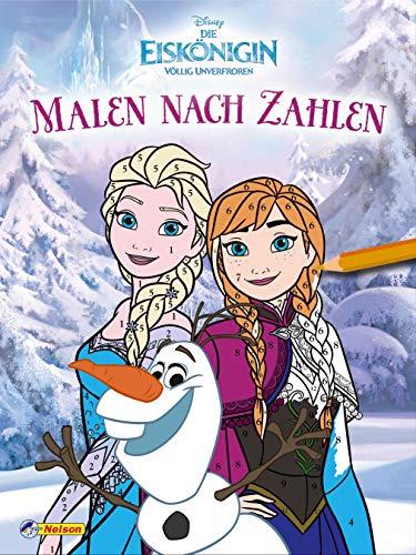 Disney Die Eiskönigin: Malen nach Zahlen (Disney Eiskönigin)