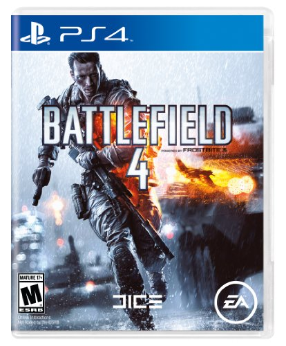 Battlefield 4 - Standard Edition (PS4)
