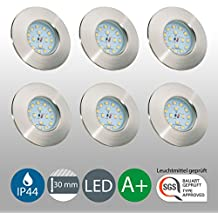 Suchergebnis auf Amazon.de für: LED Einbaustrahler 230V IP68