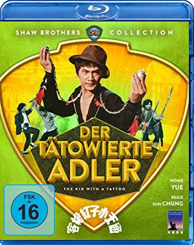 Der tätowierte Adler (Shaw Brothers Collection) [Blu-ray]