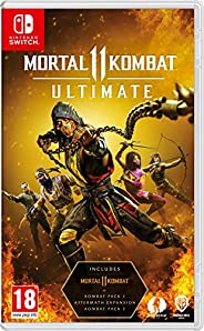 Mortal Kombat 11: Ultimate Edition (Nintendo Switch)