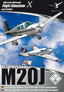 Carenado M20J Mooney (B001AI7APE) | Amazon Products