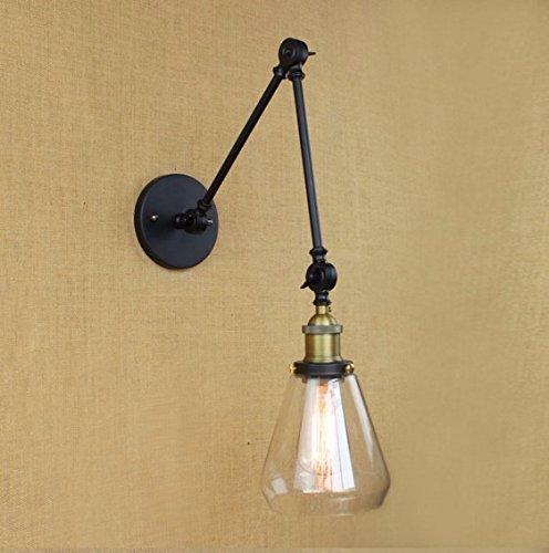 YJNB 60W Edison Vintage Lampada Da Parete