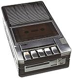 Aufbewahrungsbox im Kassettenrekorder-Look von Audio