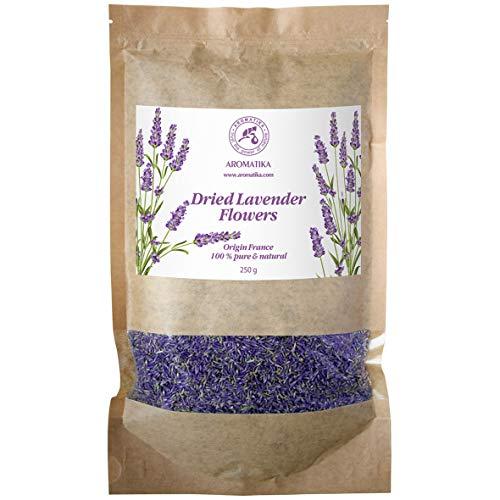 Flores Secas Lavanda 250g - Provenza Francesa - 100%