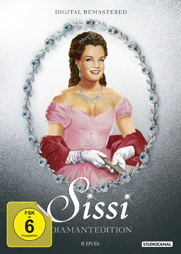 Bild von Sissi Diamantedition (Digital Remastered) [6 DVDs]