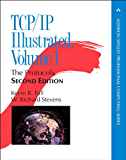 TCP/IP Illustrated, Volume 1: The Protocols (Addison-Wesley Professional Computing Series)