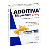 Additiva Magnesium 375 mg Sticks Orange 20 stk