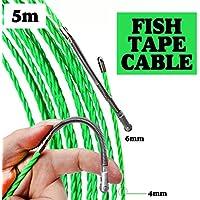 Sourcingmap - Cable para Extractor de Pescado eléctrico (5 m, 15 m, 25 m)