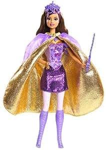 Barbie - P6157 - Poupée - Princesse Mousquetaire Viveca