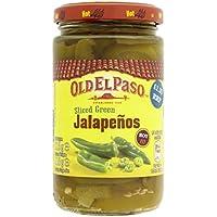 Old el Paso Sliced Jalapenos Comida Preparada - 220 gr