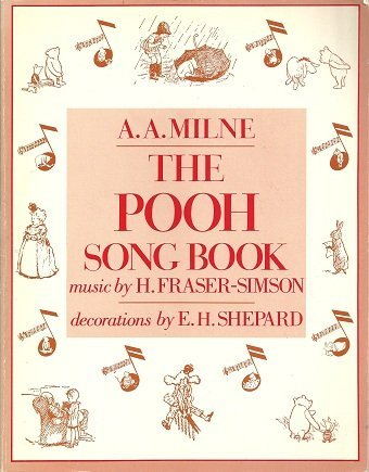 The Pooh Song Book (Godine Storyteller) by A. A. Milne (1985-02-02)
