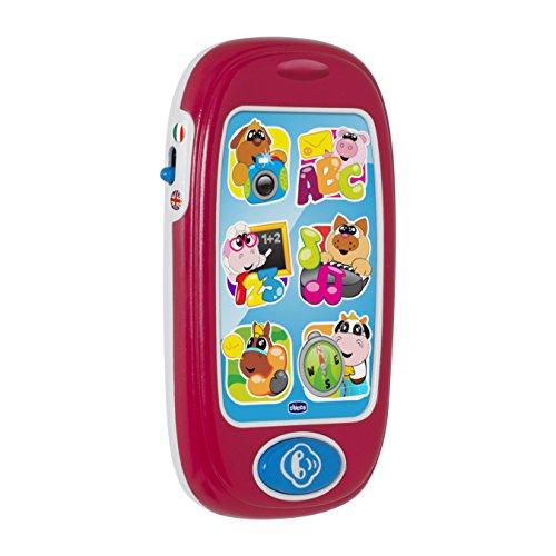 Chicco 00007853000000 - Smartphone degli Animali Educativo, Bilingue