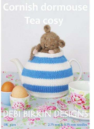 Cornish Dormouse Tea Cosy Knitting Pattern Ebook Debi Birkin