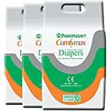 Paramount Comfymax Premium Adult Diaper - 30 Count (Extra Large)