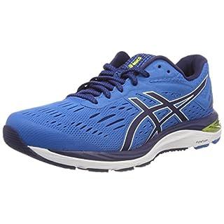 Asics Men's Gel-Cumulus 20 Running Shoes, Blue (Racer Blue/Peacoat 400), 11 UK (46.5 EU)