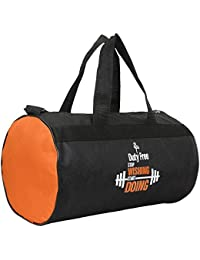 7f0e639a281ffb Duty Free Men and Women Polyester Duffle/Gym Bag (Multicolor, 20 L)
