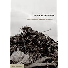 Down in the Dumps: Place, Modernity, American Depression by Jani Scandura (11-Jun-2008) Paperback