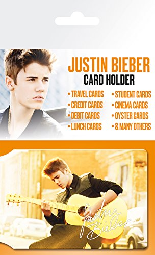 GB eye LTD, Justin Bieber, Belieber, Porte Carte