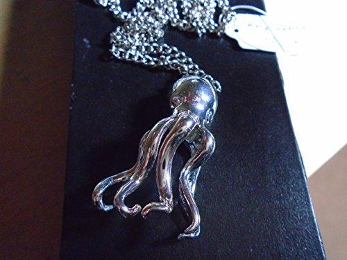 Celtic dea spirale pagana medievale Argento 2, collana con ciondolo pietra di luna e perle..