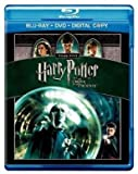 Harry Potter and the Order of the Phoenix (Limited Edition Blu-ray + DVD + Digital Copy)