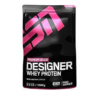 ESN Designer Whey, Double Chocolate, 1kg