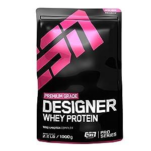 ESN Designer Whey Protein Pro Series, Chocolate (1 x 1 kg)
