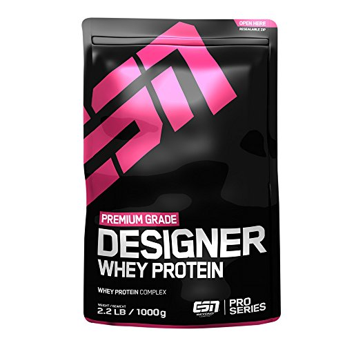 Image of ESN Designer Whey Protein, Chocolate, 1 kg