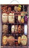 Adventskalender mit Gourmet-Gewürzen