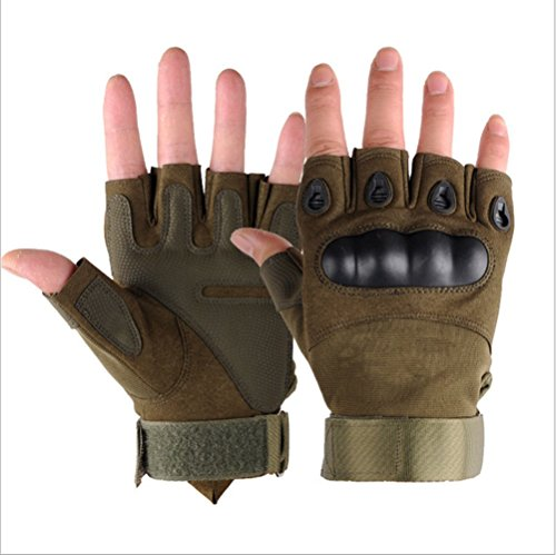 Weizhe Casual Fashion Tactical Wear-resistant - Guantes
