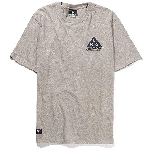 LRG - Camiseta - para hombre gris gris