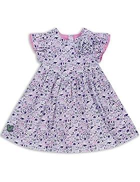 The Essential One - Bebé Infantil Niñas Vestido - Rosa/Blanco - EOT334