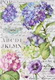 stamperia dfsa4307A4-Papel maché Arroz se envía Hortensias Y Libélula, multicolor, 29,7x 21