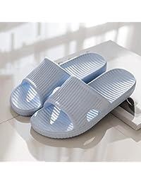 Pantofole Ciabatte Scarpe Pattini Modello A Forma di Barra Verticale  Perdite Centrali di Maschio Maschio Estate 268646c7a5d