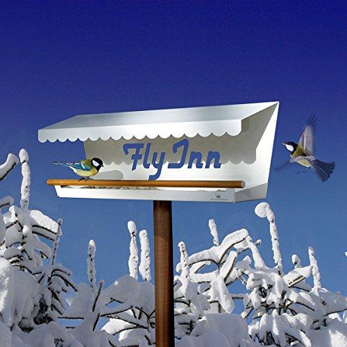 Kräuter-Design Vogelrestaurant Fly Inn - 3