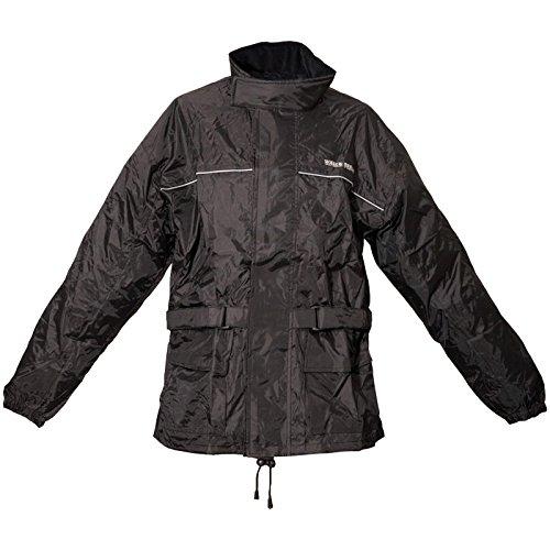 Modeka Regenjacke - schwarz Größe 6XL