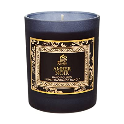 Shearer Candles SCC791 Victorian Winter Candles, Black from Shearer Candles