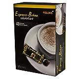HELLMA 70101526 Espresso-Bohnen in Zartbitterschokolade, Genieáerbox