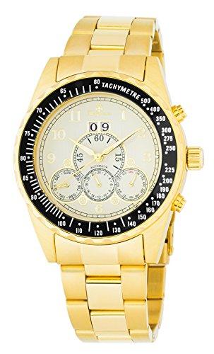 Burgmeister reloj caballero automático Amsterdam BM302a-292
