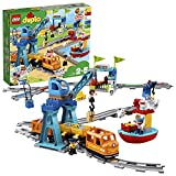 LEGO DUPLO - Le train de marchandises  - 10875 - Jeu de Construction