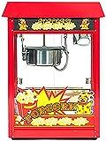 Pajoma 50007 Popcornmaschine XXL ohne Wagen, rot