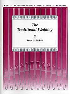 The Traditional Wedding (Organ) - Sheet Music