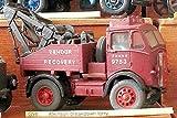 Camion di ripartizione di Langley modelli Atkinson OO scala non verniciata metallo modello Kit G98