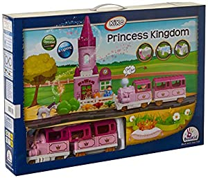 kiko 947 Princess Kingdom - Set de construcción