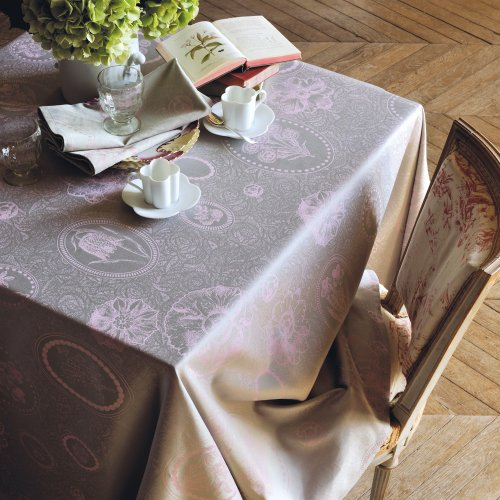 Eclat De Rose (Garnier Thiebaut - Mille Eclats Rose 55/150 Damast)