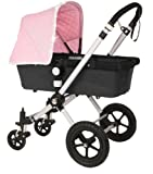 Babies Deluxe 3 - Rosabelle Bejeweled Sun Canopy Bugaboo